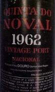 QUINTA DO NOVAL VTG NAC 1962