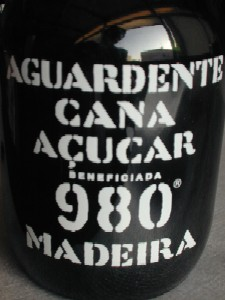 AGUARDENTE 980 BENEFICIADA